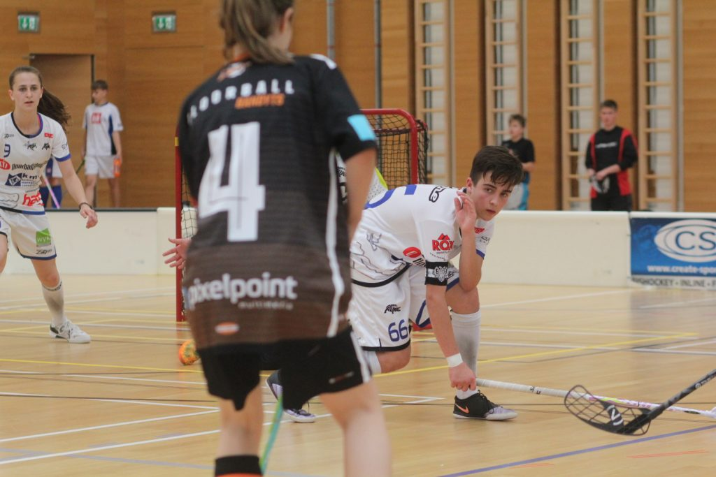 Sportverein für Floorball