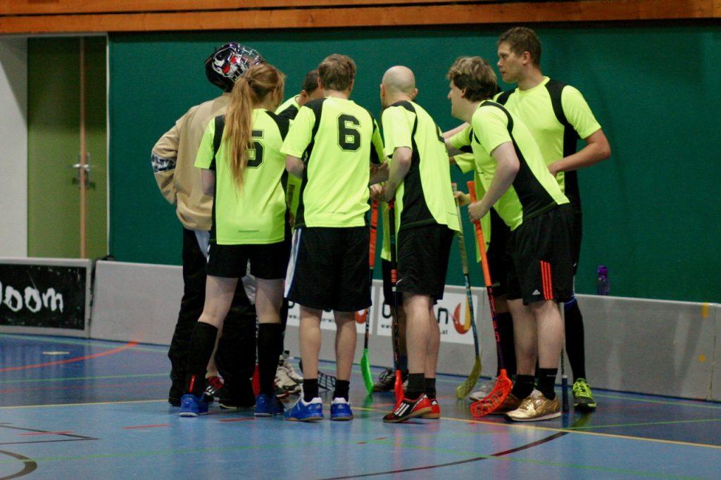 Floorball in Wien