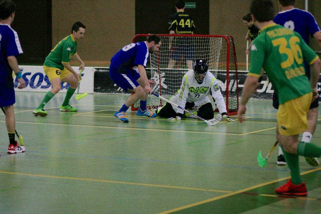 Kleinfeld Liga Floorball Sport