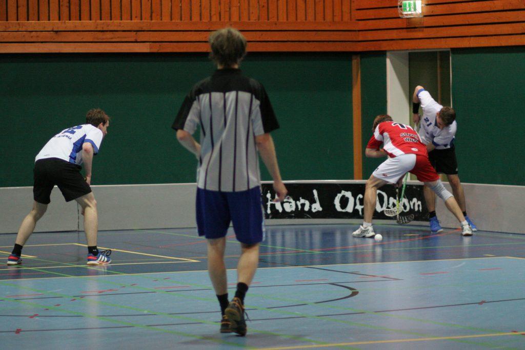 Regeln im Floorball